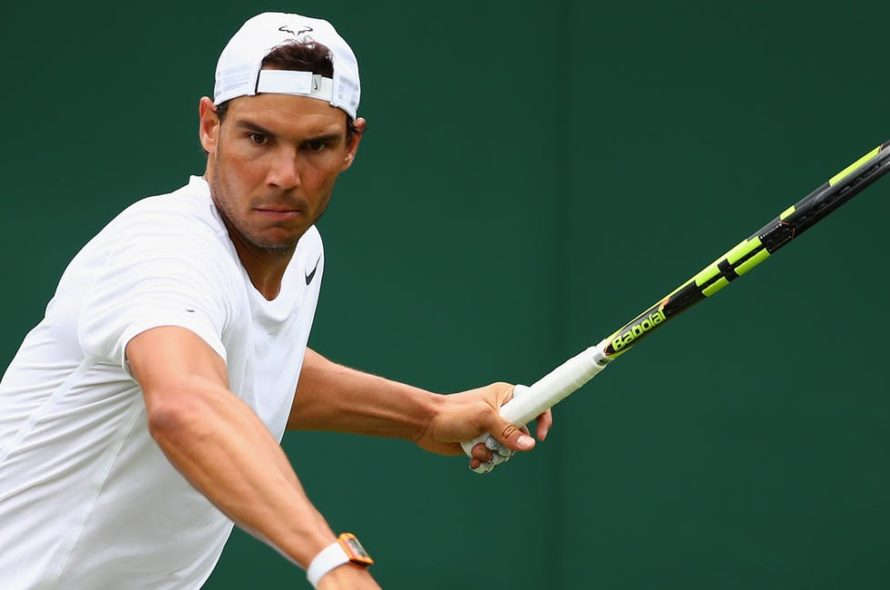 These Are Rafael Nadal's uncanny habitude When Playing Tennis