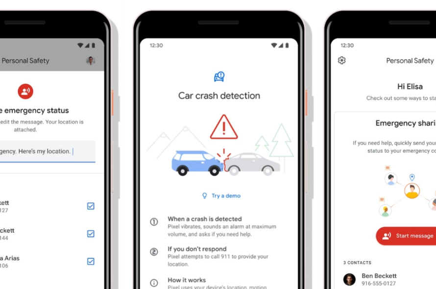 Google is propelling fender bender discovery for Pixel telephones in the US