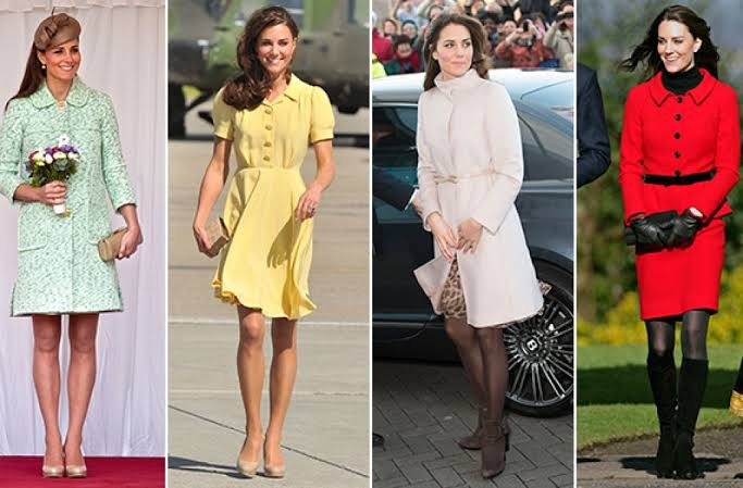 Kate Middleton's style change: All of her best imperial looks