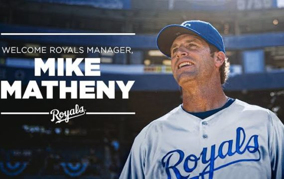 Mike Matheny communicates eagerness to learn in presentation as Royals manager