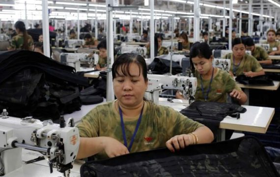 China says production activity extended in December